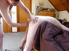 Disciplined SLAVE WIFE
