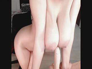 Brunette likes tittyfuck - Add her on Snapcht: MaryMeys