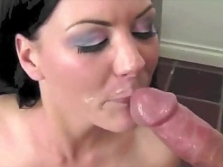 Jezebelle Bond Swallowing Compilation