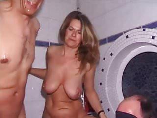 Marina piss party