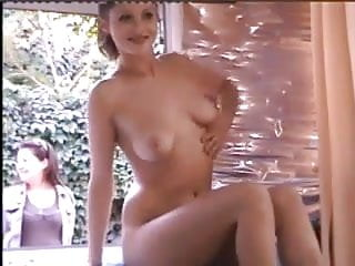 Postman naked girl - Naked girl in window is joined by even hotter girl who flash