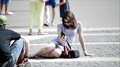 SpyCams Rus Voyeur Public Ups Girl