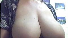 Webcams 2014 - Curvy Romanian w AMAZING TITS 2