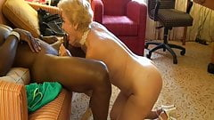 Granny Gives Best BlowJob