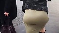 street stalker ass voyeur