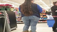BBW in Tight Jeans I want one...