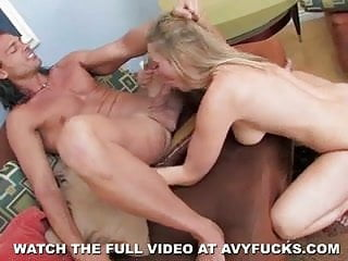 Avy Scott Gets A Pounding By Nick Manning