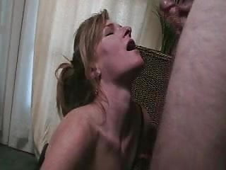 MILF fuck&facial-In My Time of Dying