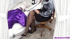 Sissy Crossdresser Bdsm Mistress CBT Punishment