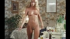 Barbara Peckinpaugh - Sexy Nude Girl: Shadows Run Black