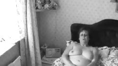 Chubby hairy mature wife hidden mast