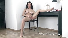 Ralina is a sexy nurse in her uniform today