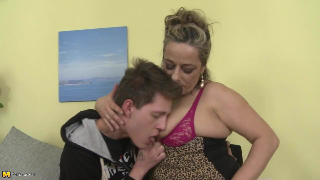 Japanese Mother Son Fucking