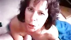 Mature American Wife being used compilation