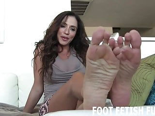 I want to show my hot little toes off for you