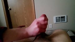 Wife giving me a hand job