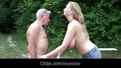 Натуральные молодые бидоны для бывшего дедушки
