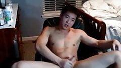 Asian Vocal Cam Wank