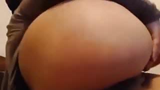 Hijab girl on webcam