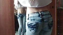 very sexy skinny teases you ..you will cum