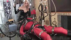 Drained by Milking Machine