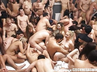 Bonus Czech Swingers Party Compilation