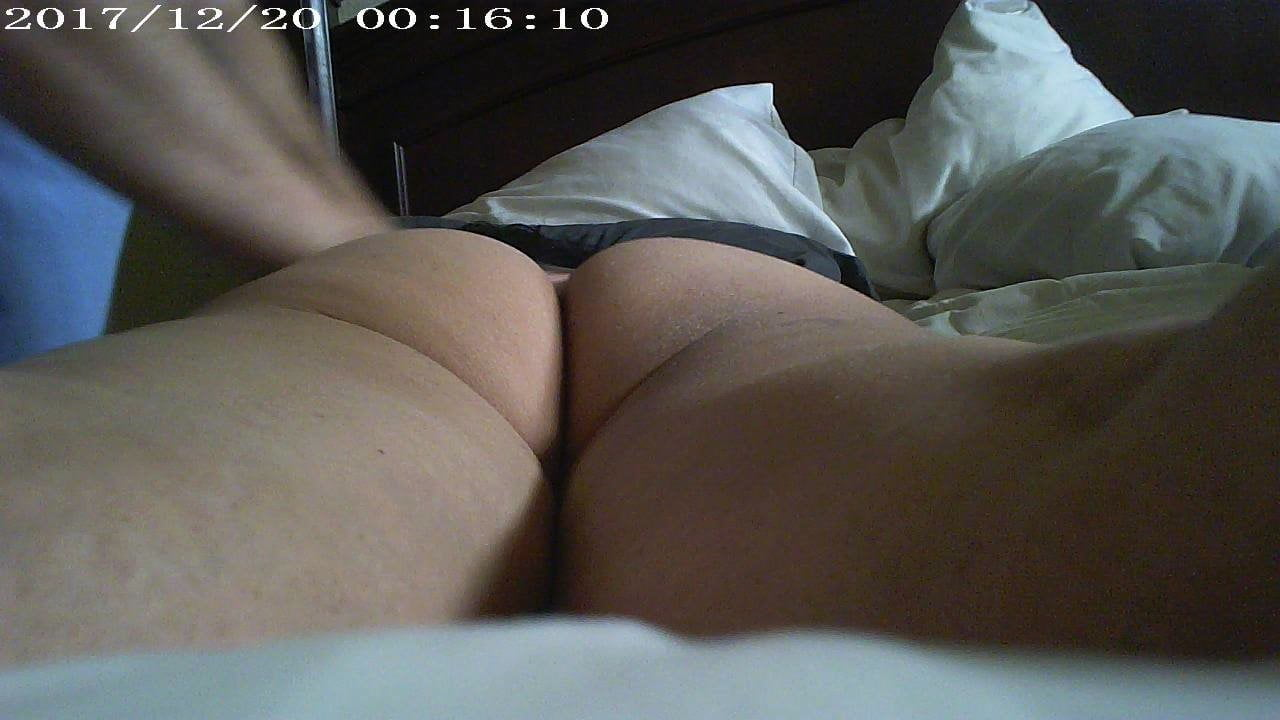 Asian Spouse Getting Therapeutic massage Large Brown Ass