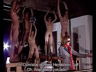 theatrical masturbation