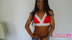 Nikki Montero goes crazy for SexMas