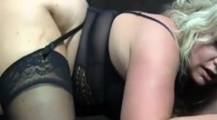 Hot milf cougar banging in sexy boots