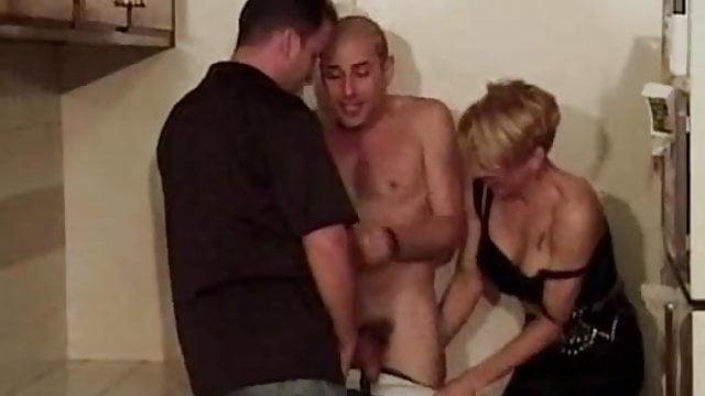 Mmf Wife Milf Threesome