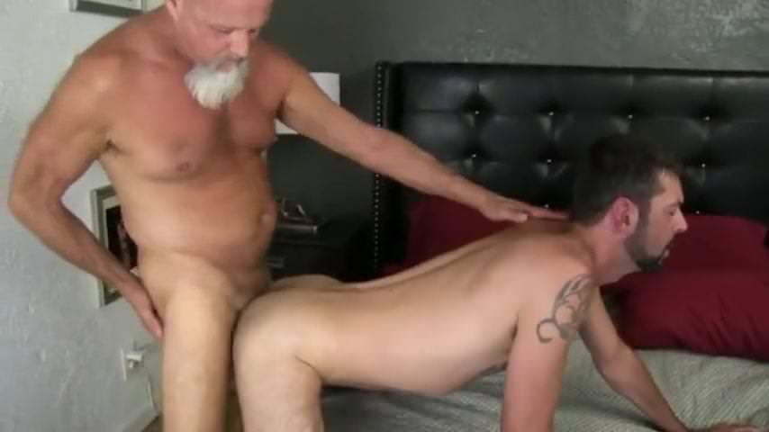 Sex daddy gay butts