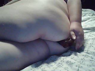 trying to dry fuck my ass