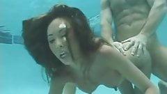 Bamboo underwater porn