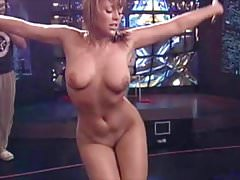 Daniela Blume - A Striptease by a beautiful girl