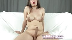 Lelu Love-Virtual Pegging CBT Edging Denial Challenge