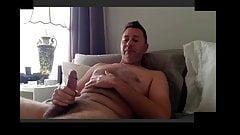 hung dad cums big