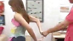 Teen Nika Noir fucking with her boyfriend M22