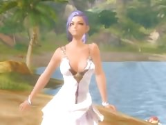 3d aion dance sexy skins