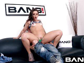 Download video bokep BANG Casting: Kimber Woods Raw Anal Pounding Mp4 terbaru