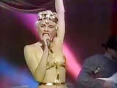 pagan kiss choice 80s rare topless music italian television