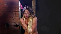 Blonde with big tits get some cunt caning