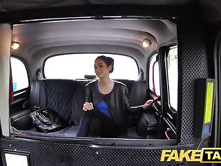Preview 2 of Fake Taxi Russian hairy pussy natural tits