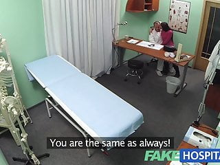 Fakehospital Doctor Decides Sex Is The Best Treatment