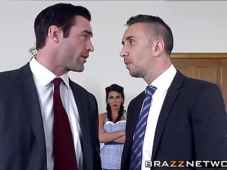 Download video bokep Rachel Starr manipulates two fuckboys with her sexy body Mp4 terbaru