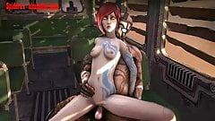 Borderlands Girls Having Some Fun