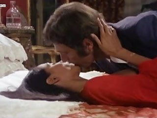 Preview 1 of Paola Senatore Laura Gemser lesbo scene from Emanuelle