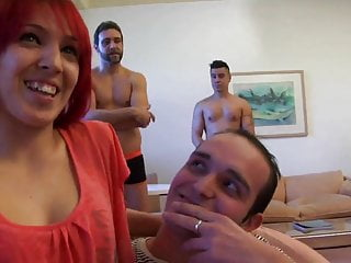 My First Dp Pamela Ass Virgin Drilled By Two Cocks At The