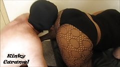Feet and Ass worship with Spit Domination Preview