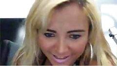 Sheyla Mell Twitcam